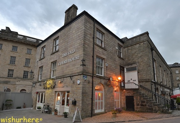The Old Courthouse Buxton