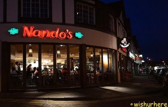 Nandos Kingsbury