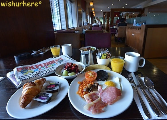 Village Urban Hotel Breakfast